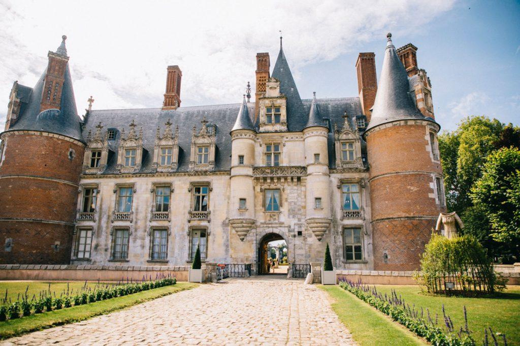 Visiter le château de Maintenon pendant un week-end en Eure-et-Loir. crédit photo : Clara Ferrand - blog Wildroad