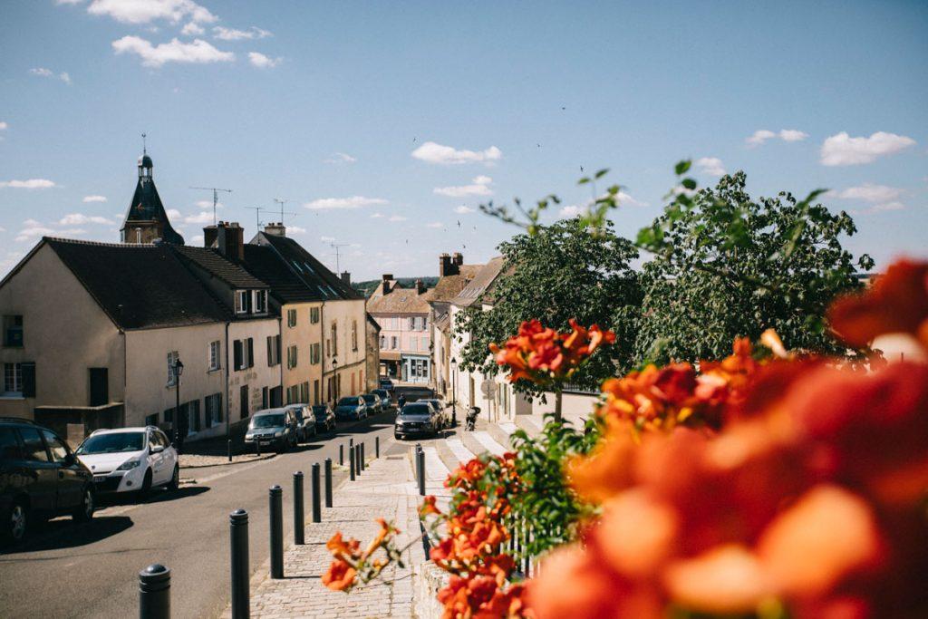 Épernon cité médiévale à visiter en Ile-de-France. crédit photo : Clara Ferrand - blog WIldroad