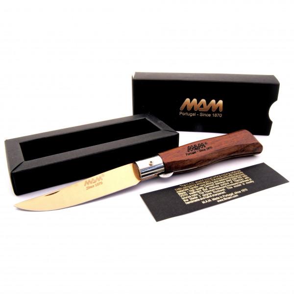 Un couteau avec une belle lame de chez Filman Taschenmessen