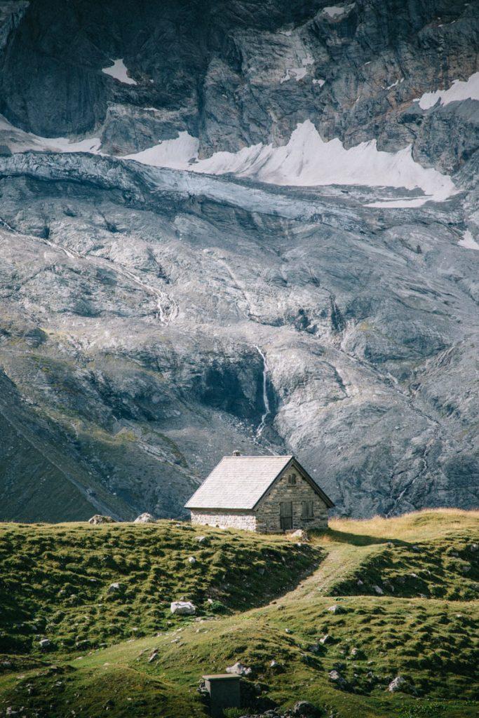 Les plus beaux paysages sur les glaciers de la Vanoise en randonnée. crédit photo : Clara Ferrand - blog Wildroad
