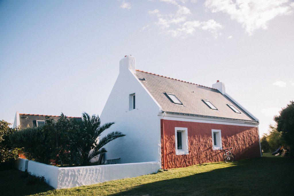 Trouver un Airbnb pour se loger sur Belle-Île-en-mer. crédit photo : Clara Ferrand - blog WIldroad