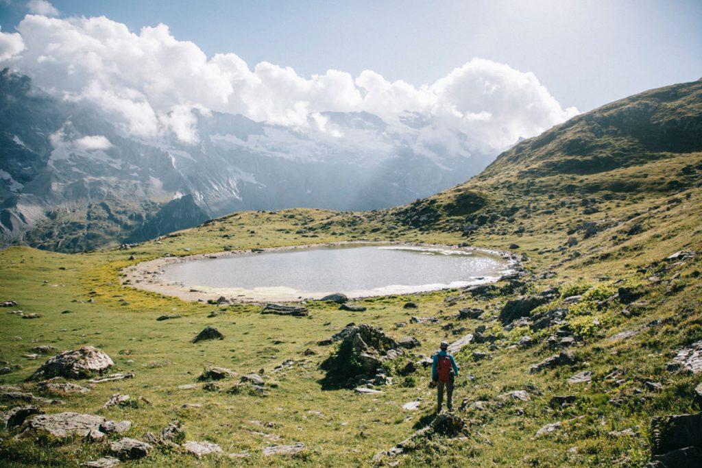 Randonnée autour du lac des échines au départ du Laisonnay-d'en-Bas d'en bas. crédit photo : Clara Ferrand - blog wildroad