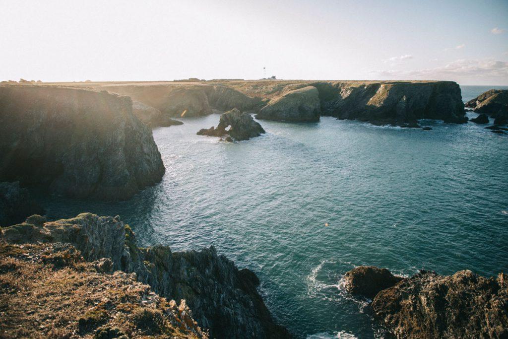 Quelle est la meilleure période pour aller randonner sur Belle-Île-en-mer ? crédit photo : Clara Ferrand - blog Wildroad