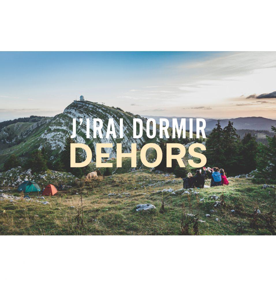 Initiation au bivouac sur les hauteurs du Jura, Chilowé