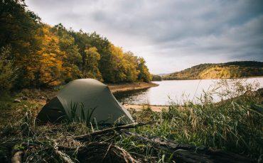 Week-end bivouac autours des grands lacs dans le parc naturel régional du Morvan. crédit photo : Clara Ferrand - blog Wildroad