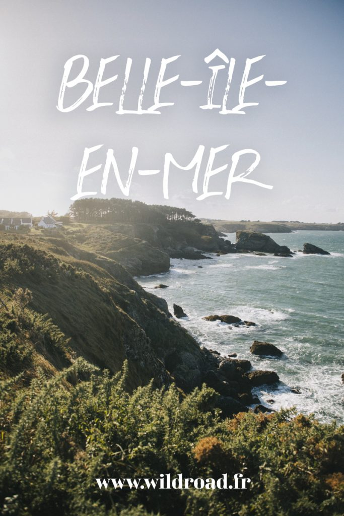 Découvrir Belle-Île-en-mer en faisant le tour à pied sur 4 jours. Du Palais à Port Coton en passant par Sauzon, des paysages inoubliables. crédit photo : Clara Ferrand - blog Wildroad #Bretagne  #randonnee #hiking #belleileenmer #morbihan