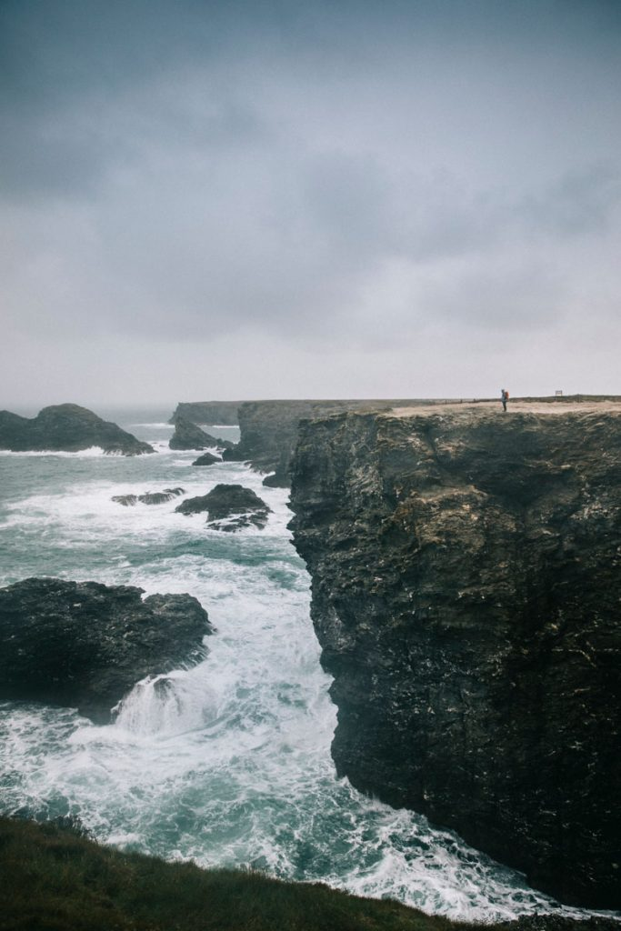 Le tour de Belle-île-en-mer à pied le 2 eme jour. crédit photo : Clara Ferrand - blog WIldroad