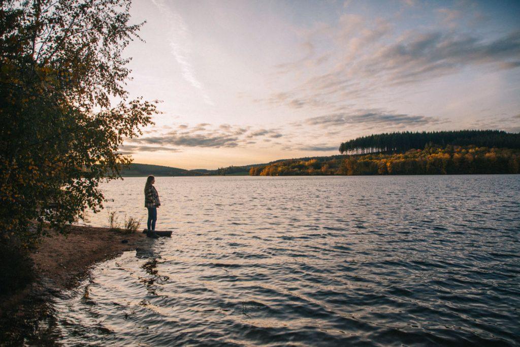 Week-end nature dans le Morvan autour du lac de Saint Agnan. crédit photo : Clara Ferrand - blog Wildroad