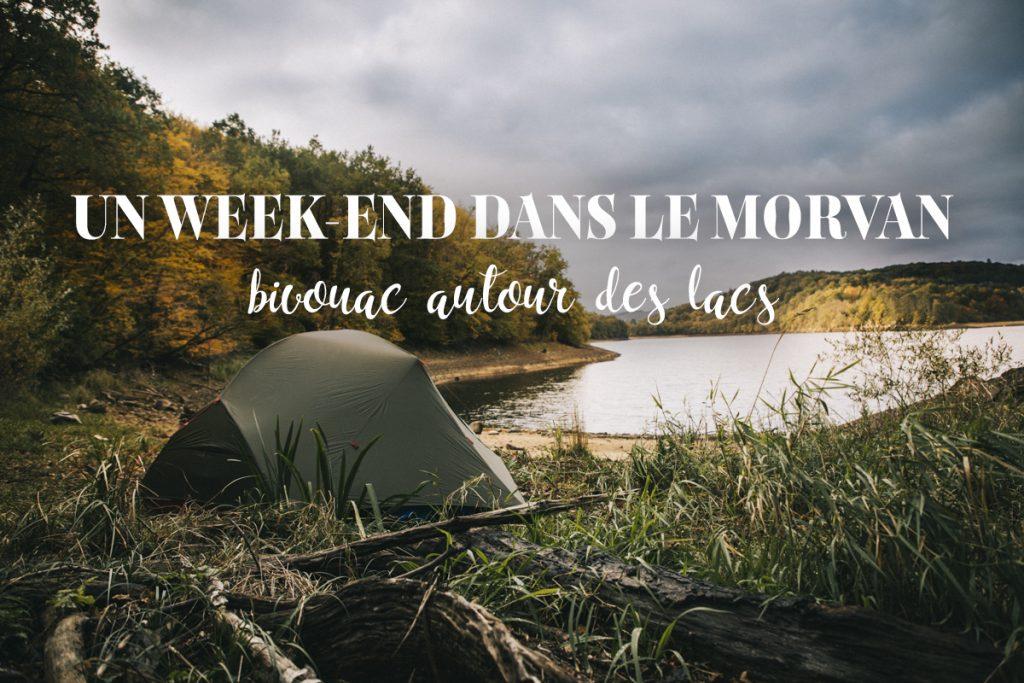 Week-end bivouac dans le parc naturel régional du Morvan. crédit photo : Clara Ferrand - blog Wildroad
