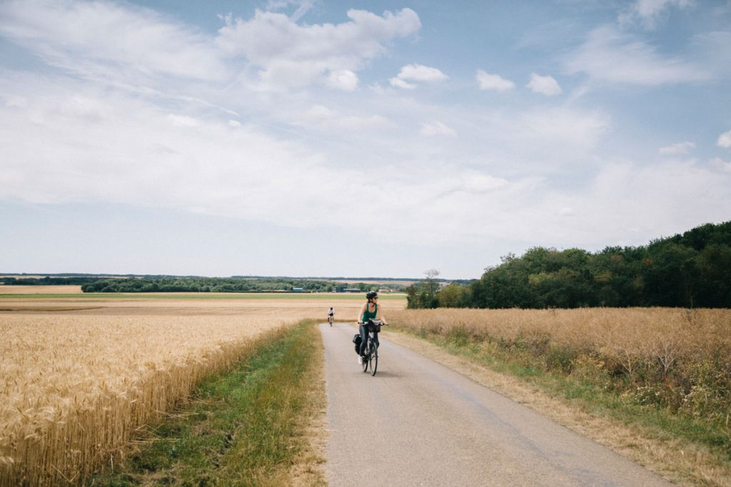 Comment préparer une balade à vélo autour de Paris. crédit photo : Clara Ferrand - blog Wildroad