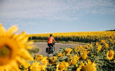 Week-end à vélo en Ile-de-France. crédit photo : Clara Ferrand - blog Wildroad