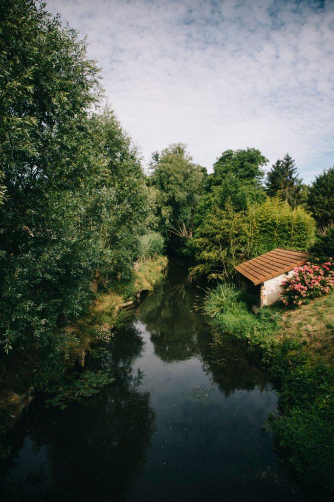 Les petits village de la campagne autour de Paris. crédit photo : Clara Ferrand - blog Wildroad