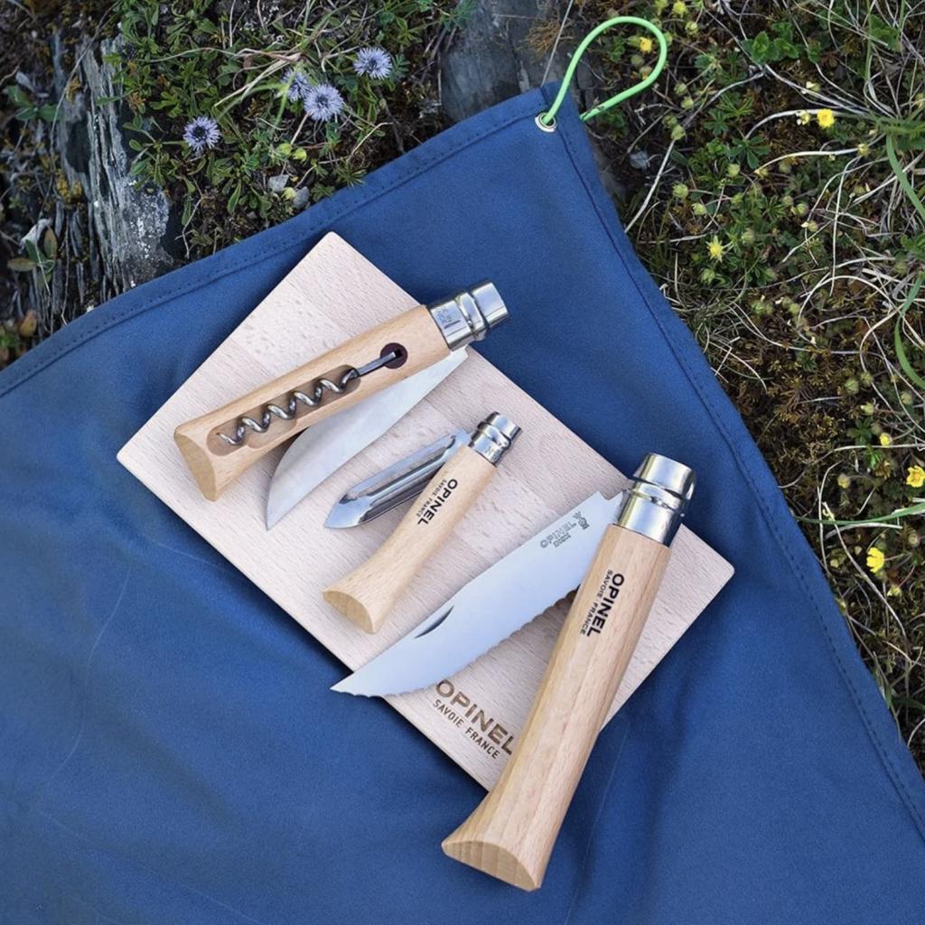 Kit de couteau nomade pour homme