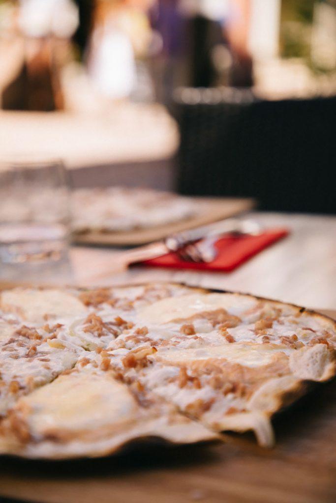 Une bonne adresse de restaurant à Turkheim pour manger les spécialités alsaciennes. crédit photo : Clara Ferrand - blog Wildroad