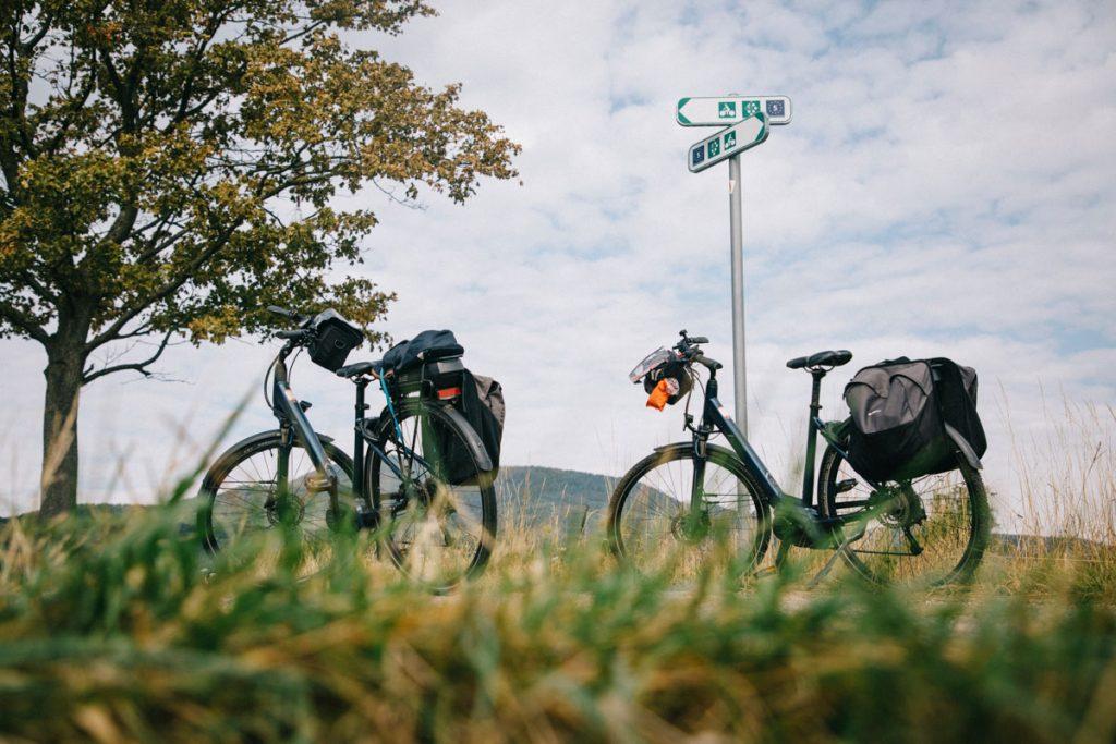 Comment organiser son séjour à vélo sur la route des vins en Alsace. crédit photo : Clara Ferrand - blog Wildroad