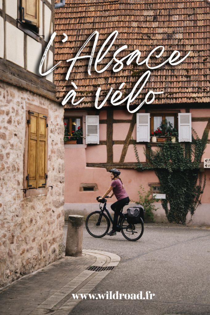 Mon itinéraire à vélo sur la véloroute du vignoble en Alsace de Marlenheim à Thann. À travers les plus beaux villages d'Alsace de Ribeauvillé à Eguisheim en passant par des vignobles d'exceptions. crédit photo : Clara Ferrand - blog Wildroad #cyclotourisme #sejouravelo #routedesvins #alsaceavelo #alsace #basrhin #hautrhin #france