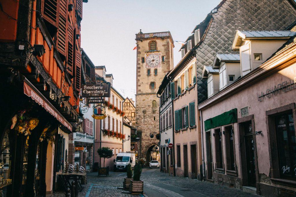 Où louer un vélo pour faire un itinéraire sur plusieurs jours en Alsace autour de Colmar. crédit photo : Clara Ferrand - blog WIldroad