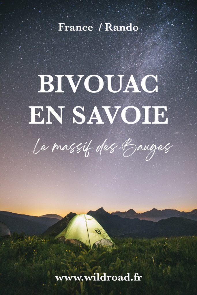 Bivouac en Savoie dans le massif des Bauges. Une randonnée au sommet de la pointe de la Galoppaz, un sommet mythique autour de Chambery. crédit photo : Clara Ferrand - blog Wildroad #savoie #bivouac #massifdesbauges #france #alpes #randonnnée #hiking