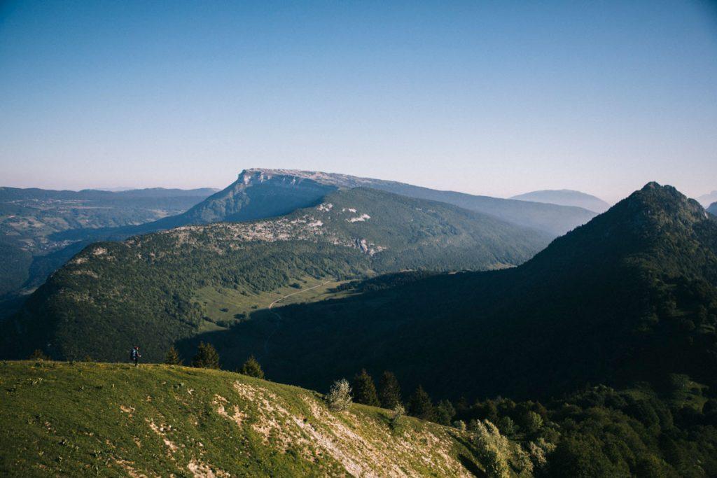 Randonnée de la pointe de la Galoppaz en boucle depuis le col des près. crédit photo : Clara Ferrand - blog Wildroad