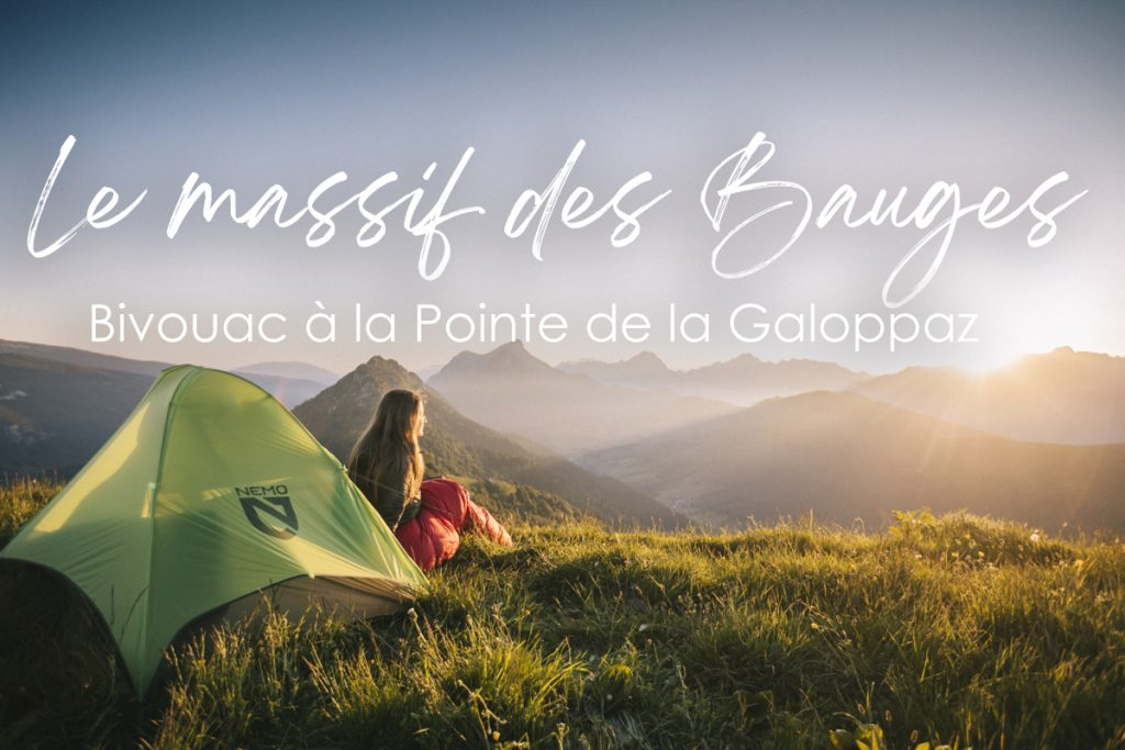 La randonnée de la pointe de la Galoppaz dans le massif des Bauges. crédit photo : Clara Ferrand - blog Wildroad