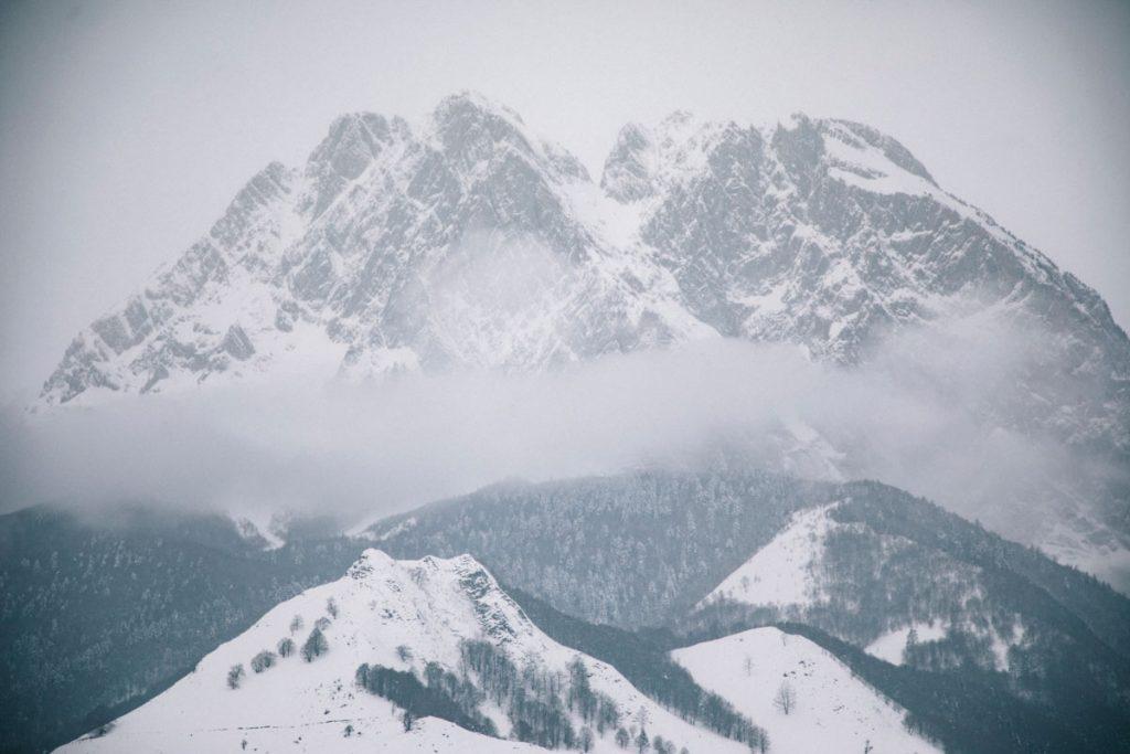 La vallée d'Aspe dans les Pyrénées béarnaises. crédit photo : Clara Ferrand -blog Wildroad