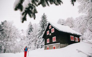 Activités hivernales à faire autour du Markstein. crédit photo : Clara Ferrand - blog Wildroad
