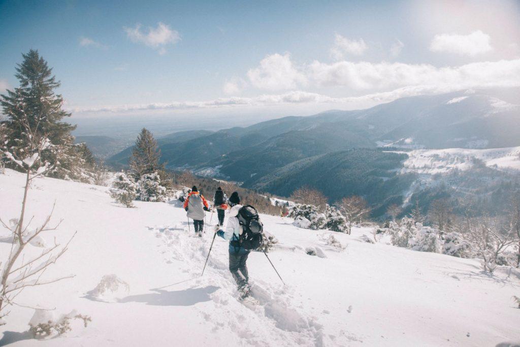Week-end aventure autour de gUbewiller dans le massif des Vosges. crédit photo : Clara Ferrand - blog Wildroad
