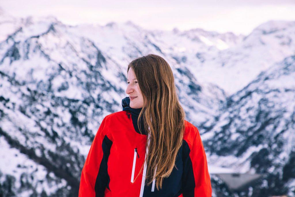 Découvrir le plateau de Beille en hiver dans les Pyrénées. crédit photo : Clara Ferrand - blog WIldroad