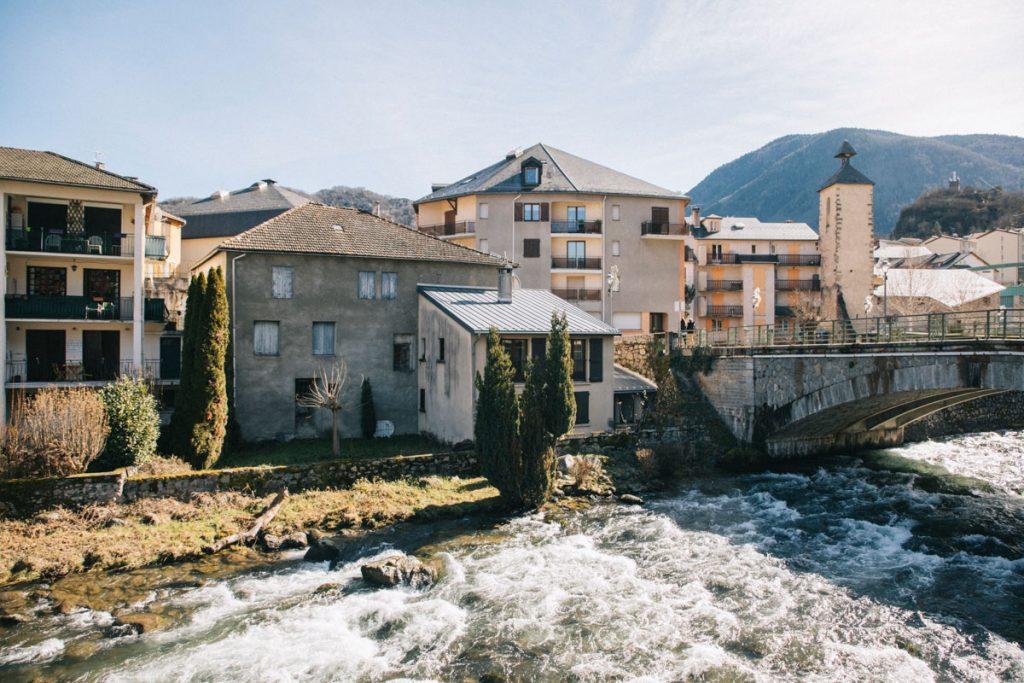 Un week-end en Ariège à la station thermale D'Ax-les-Thermes. crédit photo : Clara Ferrand - blog Wildroad