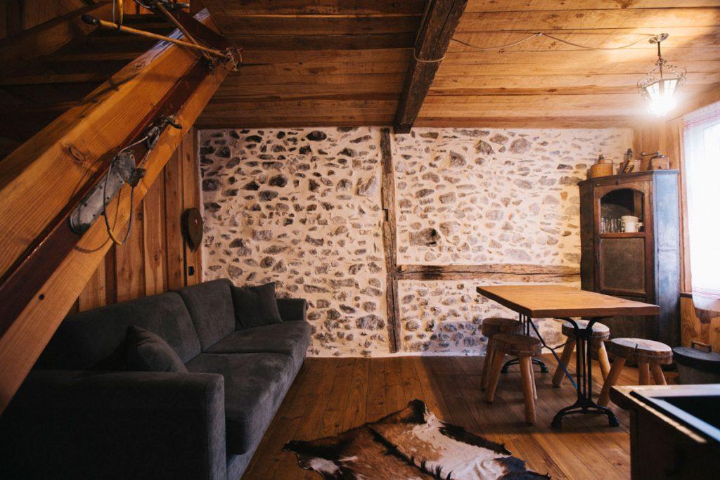 Où se loger pour un week-end en hiver en Ariège. crédit photo : Clara Ferrand - blog Wildroad