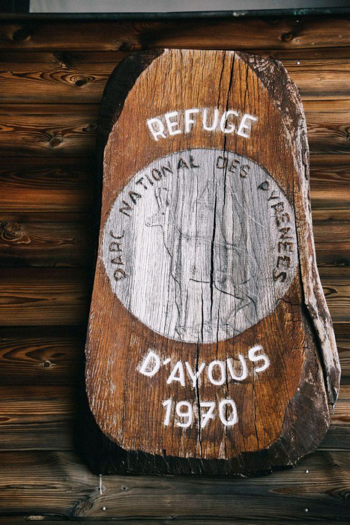 Le refuge d'Ayous dans les Pyrénées. crédit photo : Clara Ferrand - blog Wildroad