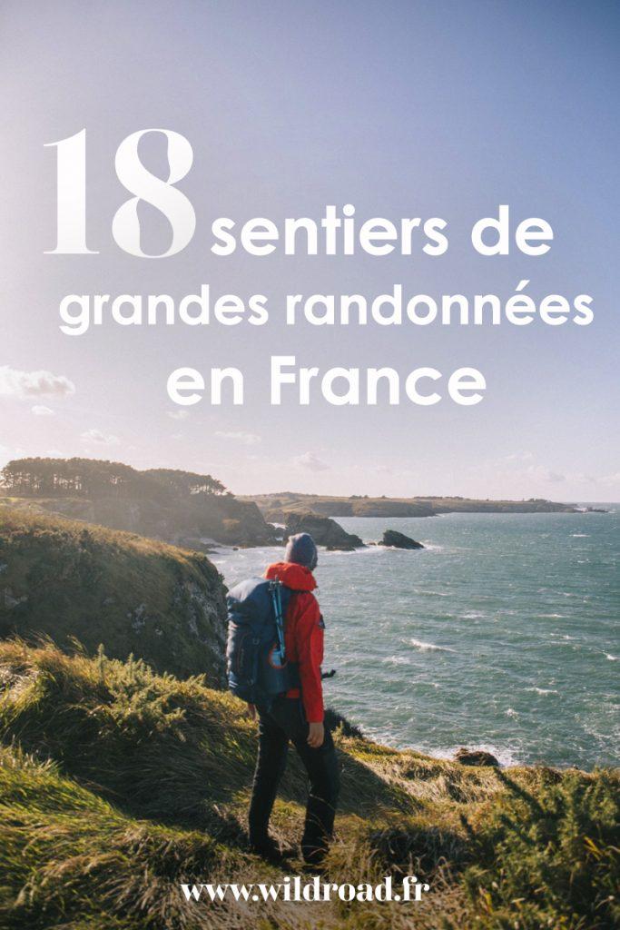 18 idées de sentiers de grandes randonnées à faire en France cet été. Du gr20 en Corse à la traversée des Pyrénées par le GR10, les plus beaux paysages de France accessible en marchant. crédit photo : Clara Ferrand - blog Wildroad #GR #randonnée #granderandonnée #hiking #gr20 #gr10 #plusbeauxpaysages