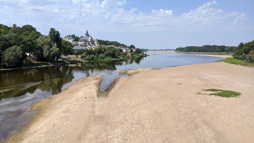 La randonnée du GR3, la Loire sauvage à pied. crédit photo : Histoires de Tongs