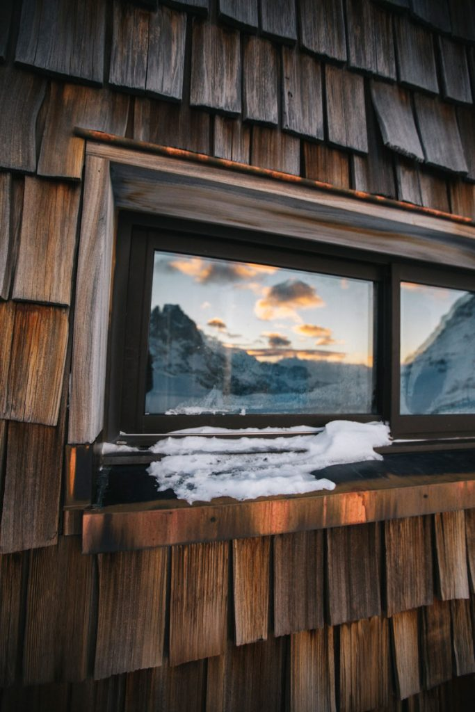 Les refuges non gardé en hiver dans les Pyrénées. crédit photo : Clara Ferrand - blog Wildroad