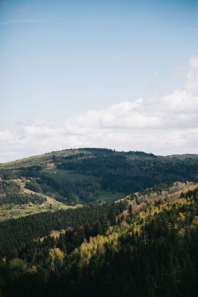 Itinéraire de rando dans la vallée glacière de Chorsin. crédit photo : Clara Ferrand - blog Wildroad