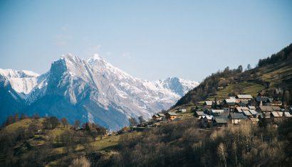 La Tomme de Savoie un fromage artisanal au coeur des montagnes. crédit photo : Clara Ferrand - blog Wildroad