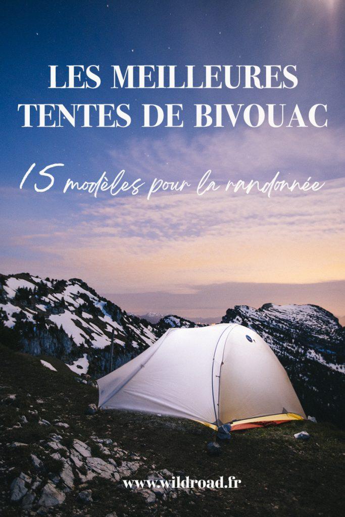 Les 15 meilleures tentes pour partir en randonnée bivouac. Tous mes conseils pour bien choisir votre tente qui vous accompagneras en trek. crédit photo : Clara Ferrand -blog WIldroad #conseilmatos #randonnée #hiking #rando #bivouac #msr #nemo