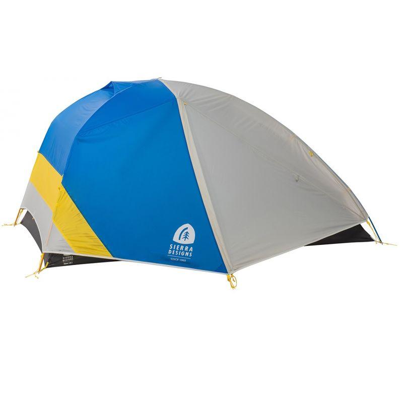 Tente météo lite sierra Design pour un bivouac pendant les trek