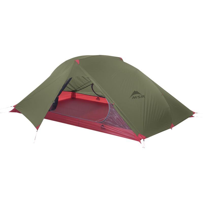 La tente mdr carbon reflexe une des plus légère du marcher pour faire un bivouac