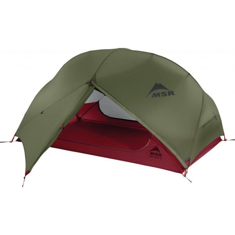 La numéro 1 des tentes de bivouac : la msr Hubba hua NX