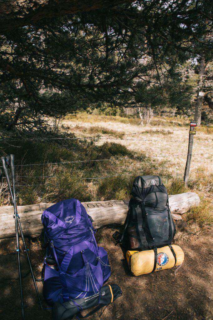 idée de randonner dans les monts du Forez sur 3 jours. crédit photo : clara Ferrand - blog Wildroad