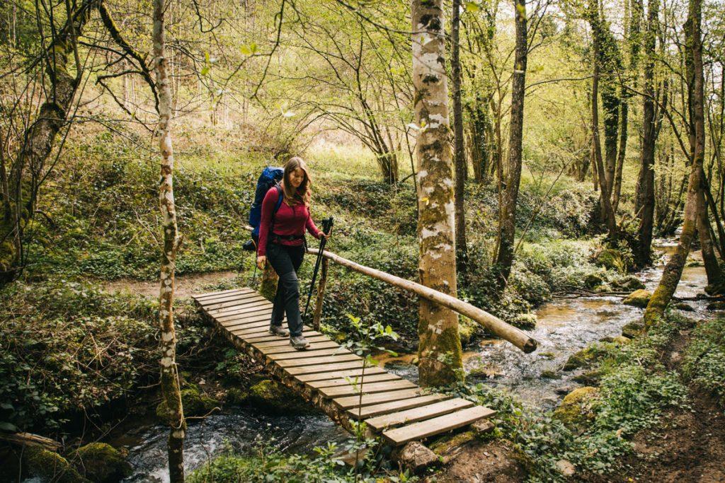 Randonner dans les monts du Forez pendant 3 jours sur le GR3. crédit photo : Clara Ferrand - blog Wildroad