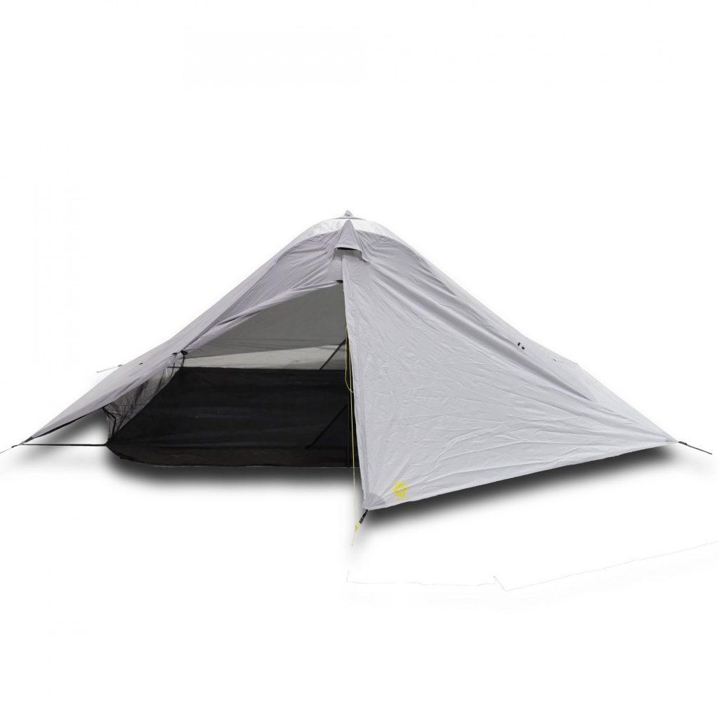Les tentes six moon design des ovni pour faire des bivouacs en trek