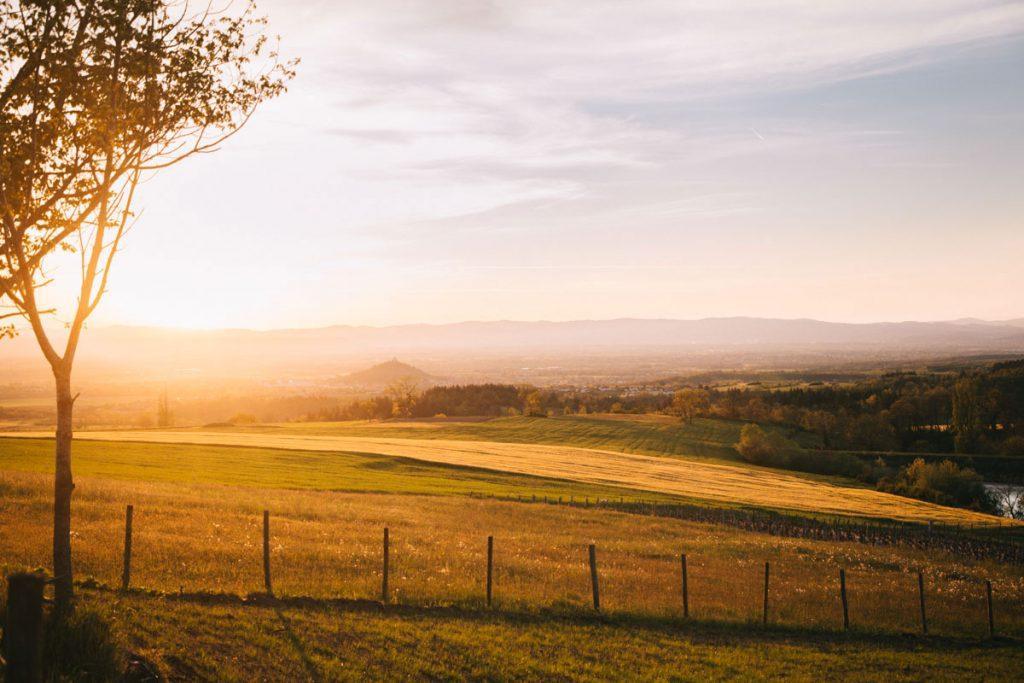 Venir randonner dans les Loire en Forez. crédit photo : Clara Ferrand - blog Wildroad