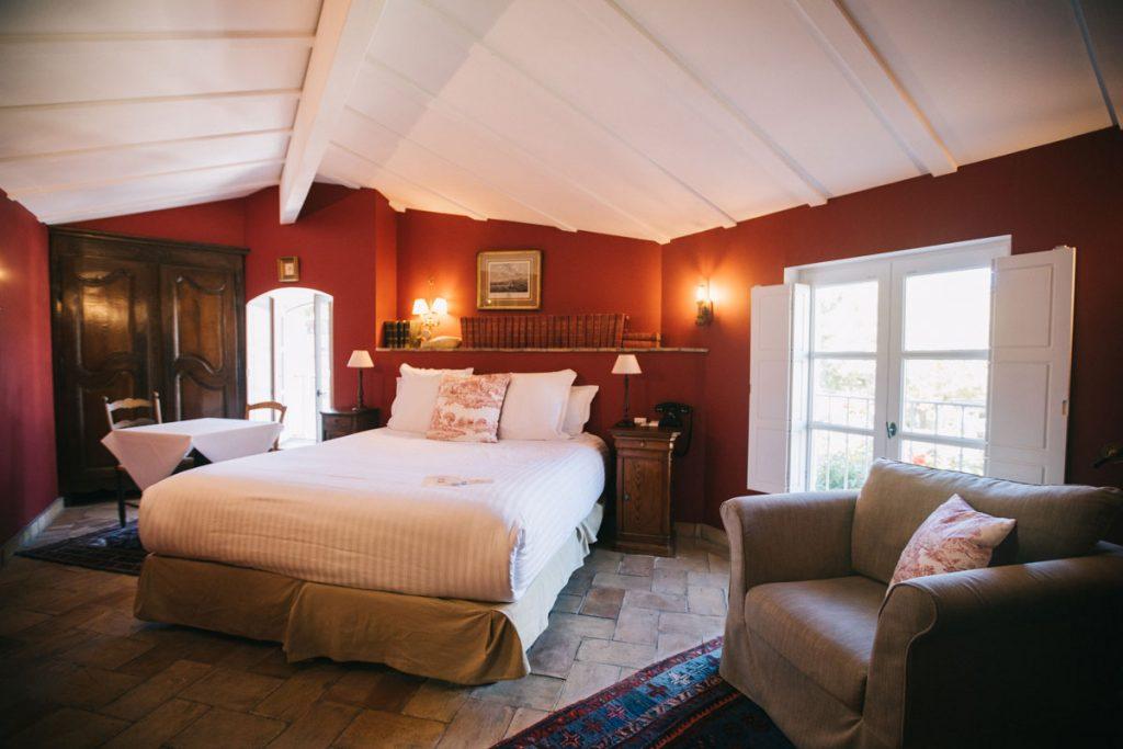 Un hébergement de charme à Grignan : le clair de la Plume. crédit photo : Clara Ferrand - blog Wildroad