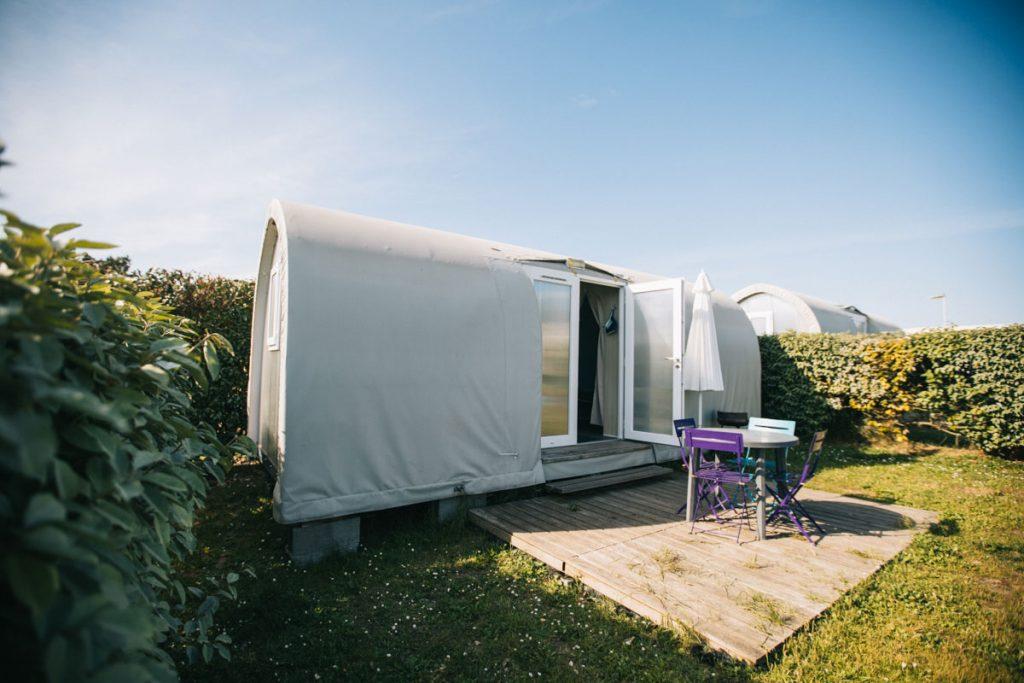 Les hébergements pour un week-end à Cabourg. crédit photo : Clara Ferrand - blog Wildroad