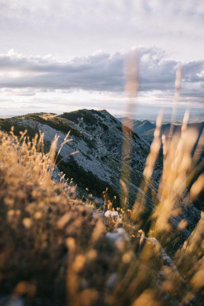 La plus belle randonnée des baronnies Provençale : la montagne de la Lance. crédit photo : Clara Ferrand - blog Wildroad