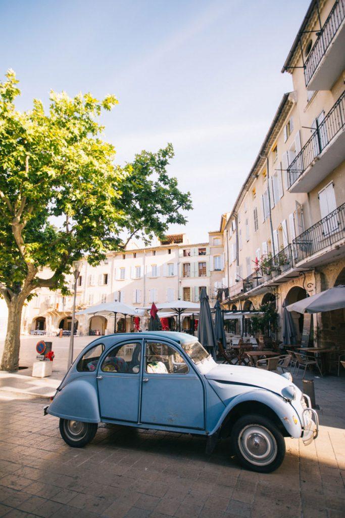 Que faire à Nyons lors d'un séjour dans la Drôme Provençale. crédit photo : Clara Ferrand - blog Wildroad
