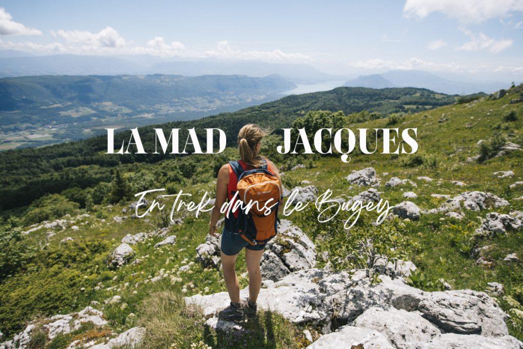 La Mad Jacques en trek dans le Buggy. crédit photo : Clara Ferrand - blog Wildroad