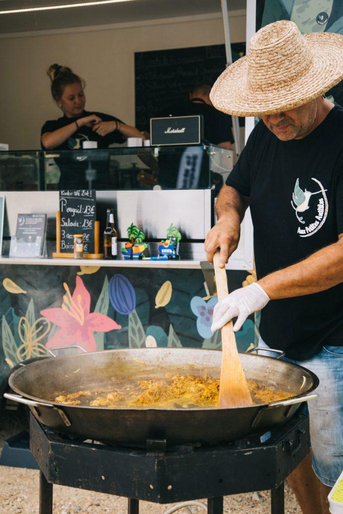 Les food Truck de la Mad Jacques. crédit photo : Clara Ferrand - blog Wildroad